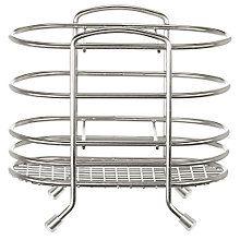Buy John Lewis Cutlery Basket, Stainless Steel Online at johnlewis.com