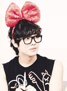 Lee Joon / MBLAQ being so cutee yet manly :3