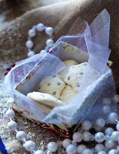 Galletas de maizena y leche condensada - Печенье из кукурузного крахмала и сгущенного молока