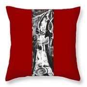 Mother Throw Pillow by Carol Rashawnna Williams