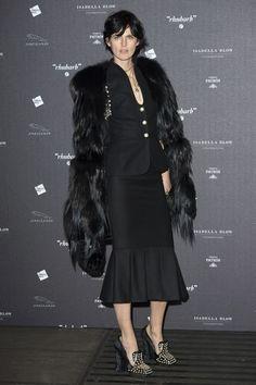 Isabella Blow Fashion Galore Somerset House Exhibition Launch Party (Vogue.com UK)