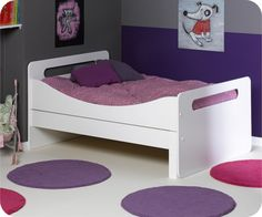 Mitwachsendes Kinderbett Eden weiß Kinderbetten Mitwachsende Kinderbetten