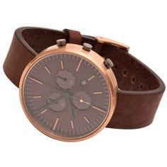 chronograph wrist watch