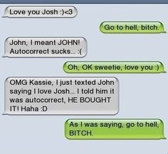Girlfriend busted !