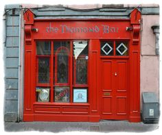 Diamond Bar Ennis - Click pub photo image above to purchase your #Pubs of #Ireland Photo Print with PayPal. You do not need a PayPal account to purchase photo. Pubs of Ireland photos are perfect to display in any sitting room, family room, or den to celebrate a family's Irish heritage. $9.00 (plus $5 shipping & handling in USA)