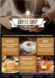 Coffee-Shop-Flyers
