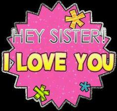 Sister love u