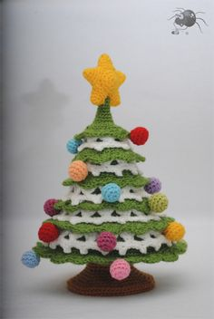 Christmas tree so adorable but there's no link to it! @Natalie Lodato will you make me one?