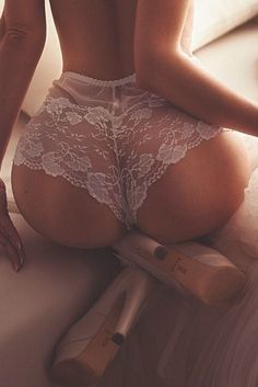 No One Can Deny That Lacy Lingerie Is Charming - Likes