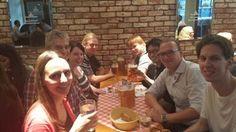 Bavarian Beerhouse with Kathrin & Helena, 29 July