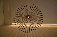 Interior Modern, Wall Lights, Table Lamp, Led, Lighting, Design, Home Decor, Homemade Home Decor, Appliques