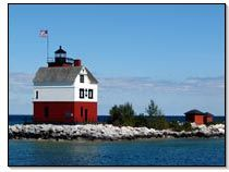 """Great Lakes Lighthouse Keepers Association (GLLKA) - Be sure to check out their """"Resources"""" tab. Info on Bed & Breakfast lighthouses."""