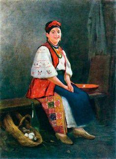 Работы русско-украинского художника Пимоненко Николай Корнилович (1862-1912)