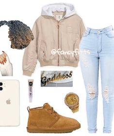 You are in the right place about girly baddie outfits Here we offer you the most beautiful pictures Cute Lazy Outfits, Swag Outfits For Girls, Teenage Girl Outfits, Cute Swag Outfits, Cute Winter Outfits, Teenager Outfits, Dope Outfits, Teen Fashion Outfits, Girly Outfits