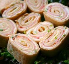 "Tortilla Pinwheels: ""These really are the perfect appetizer. I've tried several tortilla pinwheels appetizer recipes and this one is my favorite."" -Lainey6605"