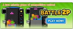 Play Tetris Battle online for FREE! Play a two minute game against an opponent in this browser-based authentic Tetris game mode. Tetris Battle, Play Tetris, Minute Game, When Im Bored, Single Player, News Games, Online Games, Games To Play, Awesome