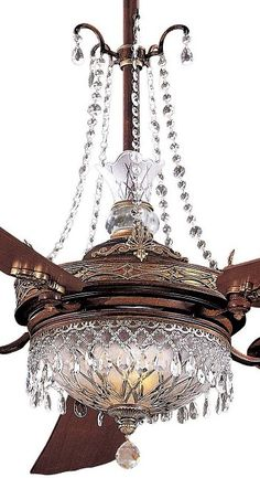 Minka Aire Crystal Draping Set for Cristafano Chandelier Ceiling ...