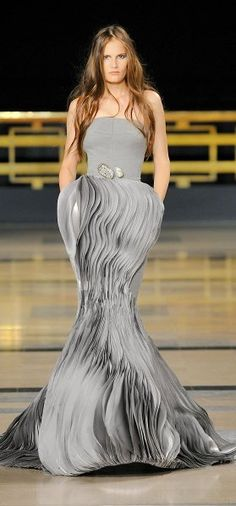 Amazing Haute Couture Collection From Stephane Rolland