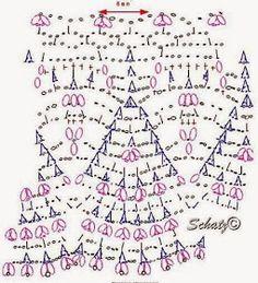VÁLOGATOTT HORGOLÁSLEÍRÁSOK Crochet Chart, Free Crochet, Knit Crochet, Crochet Patterns, Barbie, Thing 1, Crochet Baby Clothes, Dress Patterns, Projects To Try