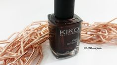 Just another Beauty Junkie: KIKO| Pearly Chocolate Noir - Nr. 374