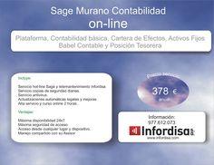 Sage Murano: Contabilidad online. Sage Murano Standard.