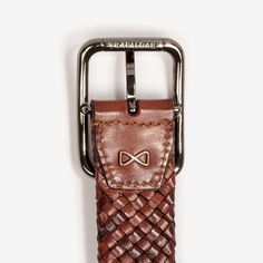 Trafalgar Orlando Vegetable Tanned Leather Belt