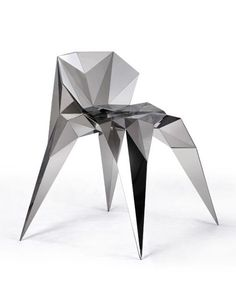 Zhang Zhoujie – Triangulation Variant Chair