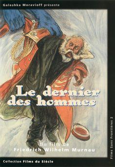 """""""Le Dernier des hommes"""" de F. W. Murnau, mercredi 19 mars à 19h et jeudi 10 avril à 14h au Forum des images ! http://www.forumdesimages.fr/les-films/les-programmes/berlin/le-dernier-des-hommes"""