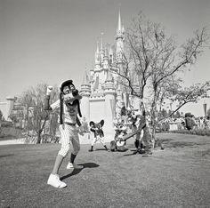 Vintage Walt Disney World: Take Me Out to the Ballgame