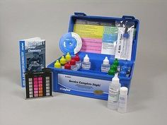 Pool Water Testing and Kits 181059: Taylor Complete Pool And Spa Test Kit, High Range K-2005C 2 Oz Reagents New -> BUY IT NOW ONLY: $80.49 on eBay!