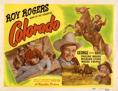 Roy Rogers - Colorado 1940 (Completo e Legendado) - Faroeste