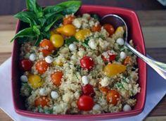 Quinoa Caprese Recipe