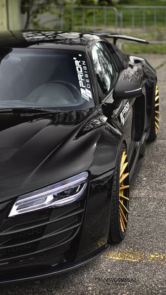 Prior Design Audi R8.- BεauԵίʄuɭ ♡✤LadyLuxury✤.