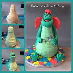 Elliot.... Pete's dragon birthday cake
