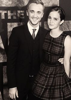 Tom and Emma...my dream couple