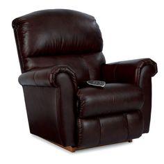 La-Z-Boy Briggs Leather Power Rocker Recliner w/Hand Wand Living Room Redo, La Z Boy, Power Recliners, Foot Rest, Home Furnishings, Love Seat, Flooring, Leather, Furniture