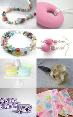 Sweets For My Sweet by Eleanor Flower on Etsy--Pinned with TreasuryPin.com