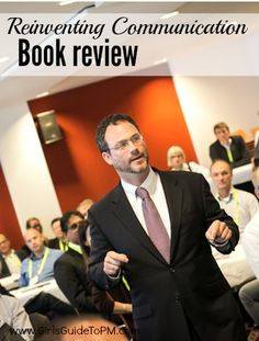 Book review of Mark Phillips' book, Reinventing Communication. A technical guide for people who need to brush up their project communications.
