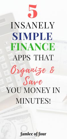 Click through for tips to save money with finance apps. It compares the pros and cons of each. We are trying to save money or make money but done always have time Managing Your Money, Save Your Money, Ways To Save Money, Money Saving Tips, Big Money, Financial Apps, Financial Planning, Making A Budget, Finance Organization