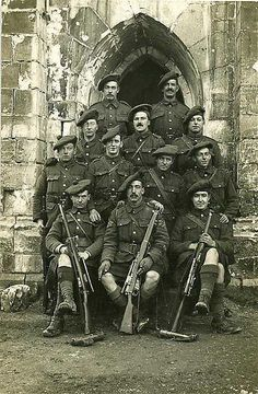 Scottish Snipers Not sure which Regiment