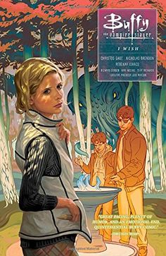 Buffy: Season Ten Volume 2 - I Wish (Buffy the Vampire Slayer) by Christos Gage http://www.amazon.com/dp/1616556005/ref=cm_sw_r_pi_dp_n52Cwb16MKGA7