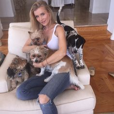 Happy #nationaldogday #nationaldogday2015 !!!! It's a little hard to get all of them to cooperate and look at the camera lol. I tried! #adopt #rescue #angelsforanimalrescue