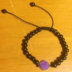 I just listed Men's Purple Druzy B… ($6) on Mercari! Come check it out! http://item.mercariapp.com/gl/m747158374