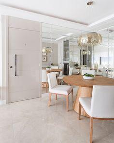 Sweet Home, Living Comedor, Floor Design, Home Organization, New Homes, Dining Table, Flooring, Living Room, Interior Design