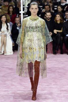DIOR haute couture SS15 (shown in Paris)