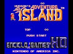 NES Gameplay #39 - Adventure Island - HD