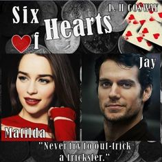 Goodreads | Six of Hearts by L.H. Cosway