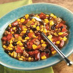 Taco Soup: Diabetes Forecast®
