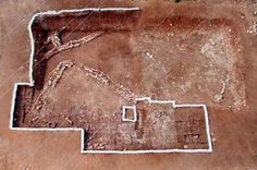 6,500-year-old oven with heating and hot water system is similar to modern technology