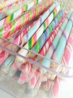 We had a gift shop in Cambria, California and sold gifts and fudge my hubby made and sold a lot of these flavored candy sticks...I met my husband in his shop in '92 and married a year later :)